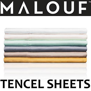 This is the Malouf Tencel Sheets.